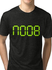 noob green Tri-blend T-Shirt