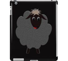 Black sheep iPad Case/Skin
