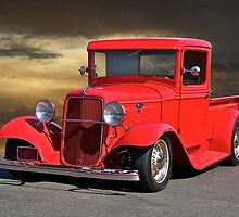 1932 Ford Truck by DaveKoontz
