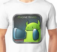 Phone Wars - Android Edition Unisex T-Shirt
