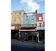 Levi's London Photographic Print