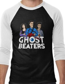 The Ghost Beaters Men's Baseball ¾ T-Shirt