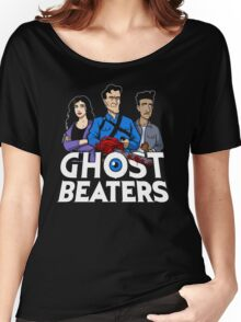 The Ghost Beaters Women's Relaxed Fit T-Shirt