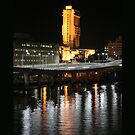 Brisbane River Reflections by STHogan