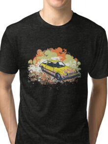 car Tri-blend T-Shirt