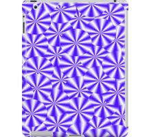 Bullseye Purple iPad Case/Skin
