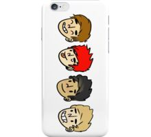 BOYS iPhone Case/Skin