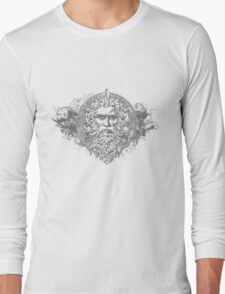 greek god Long Sleeve T-Shirt