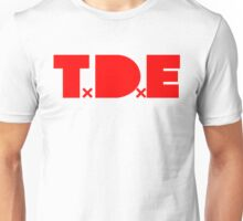 TDE TOP DAWG RED Unisex T-Shirt