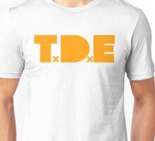 TDE TOP DAWG ORANGE Unisex T-Shirt