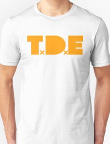 TDE TOP DAWG ORANGE T-Shirt