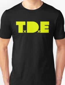 TDE TOP DAWG YELLOW T-Shirt