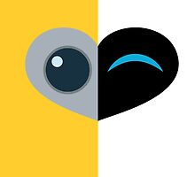 Wall E Love Story by oneskillwonder