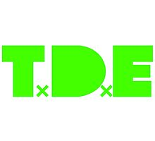 TDE TOP DAWG GREEN by SourKid