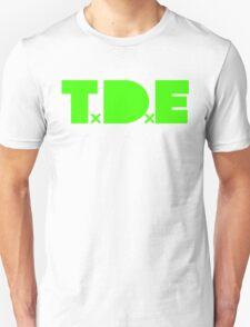 TDE TOP DAWG GREEN T-Shirt
