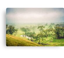 Mist Valley     (PC) Canvas Print