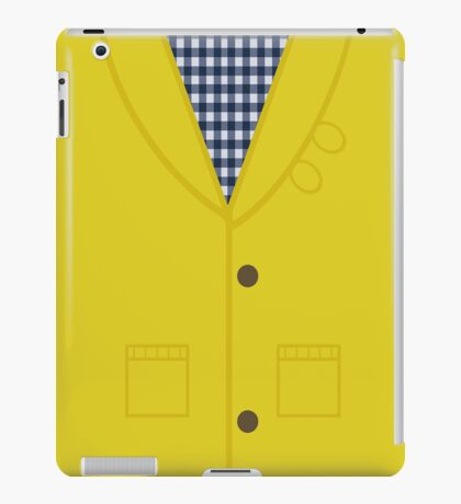 Courage In Your Pocket iPad Case/Skin