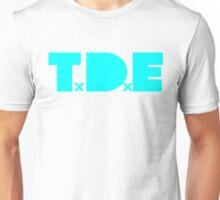 TDE TOP DAWG LIGHT BLUE Unisex T-Shirt