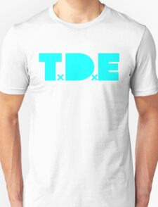 TDE TOP DAWG BLUE T-Shirt