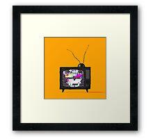TV Series // 02 Framed Print