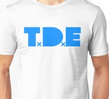 TDE TOP DAWG INDIGO BLUE Unisex T-Shirt