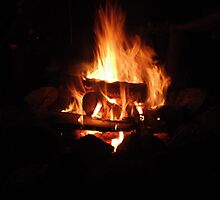 fire pit by Kassmatick