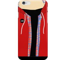 Little Red Stiles iPhone Case/Skin