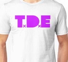 TDE TOP DAWG VIOLET PURPLE Unisex T-Shirt