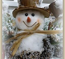 Frosty, the Snowman by ©The Creative  Minds