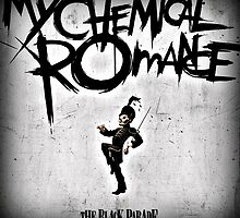 MY CHEMICAL ROMANCE BLACK PARADE by GAGAKGALAK