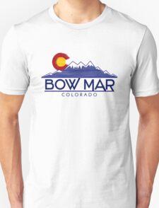 Bow Mar Colorado wood mountains T-Shirt
