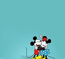 Mickey & Minnie by yuyi472