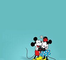 Mickey & Minnie by yuyi472