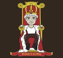 Moriarty is our King by lemontee