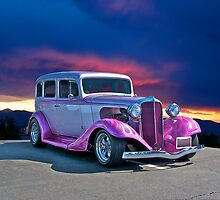 1934 Chevy Sedan by DaveKoontz