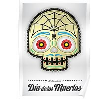 Dia de los Muertos - Poster Poster