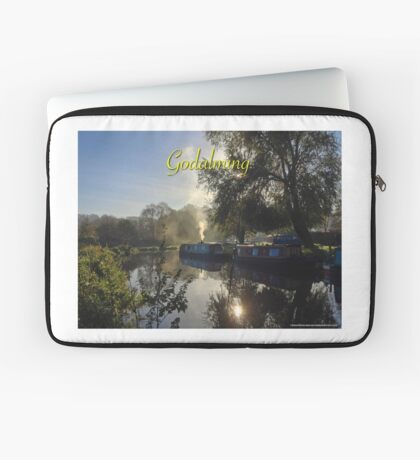 Beautiful Godalming in Surrey UK Laptop Sleeve