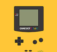GameBoy Color - Dandelion by LemonScheme