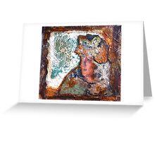 Ancient Inner Goddess Greeting Card