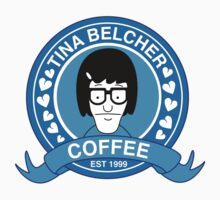 Tina Belcher Coffee One Piece - Short Sleeve