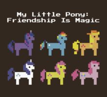 MLP 8-Bit by Cow41087