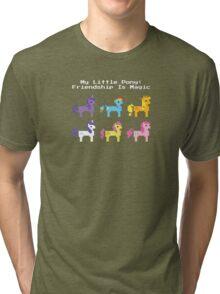 MLP 8-Bit Tri-blend T-Shirt