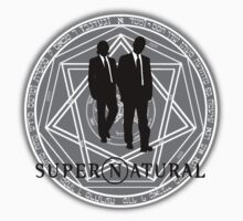 Supernatural Files Kids Tee