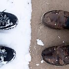 Snow and sand  by liptonmania