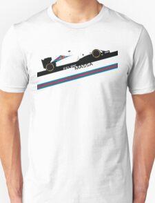 Formula 1 Williams Racing FW37 Felipe Massa T-Shirt