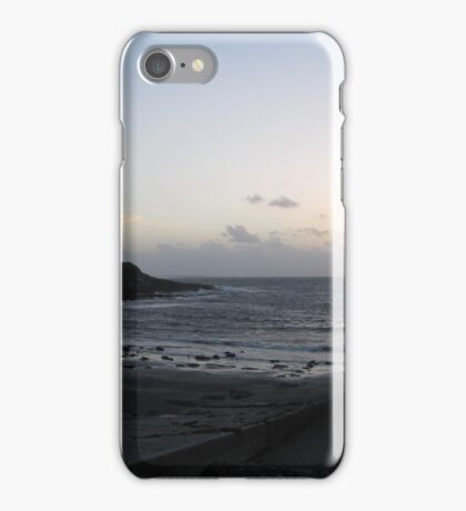 Sunset in West Clare iPhone Case/Skin