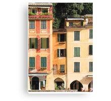 Portofino, Italy Canvas Print