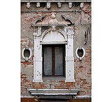 windows of Venice 7 Photographic Print