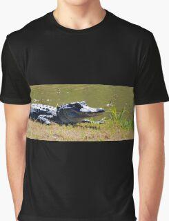 Water Hazard Graphic T-Shirt