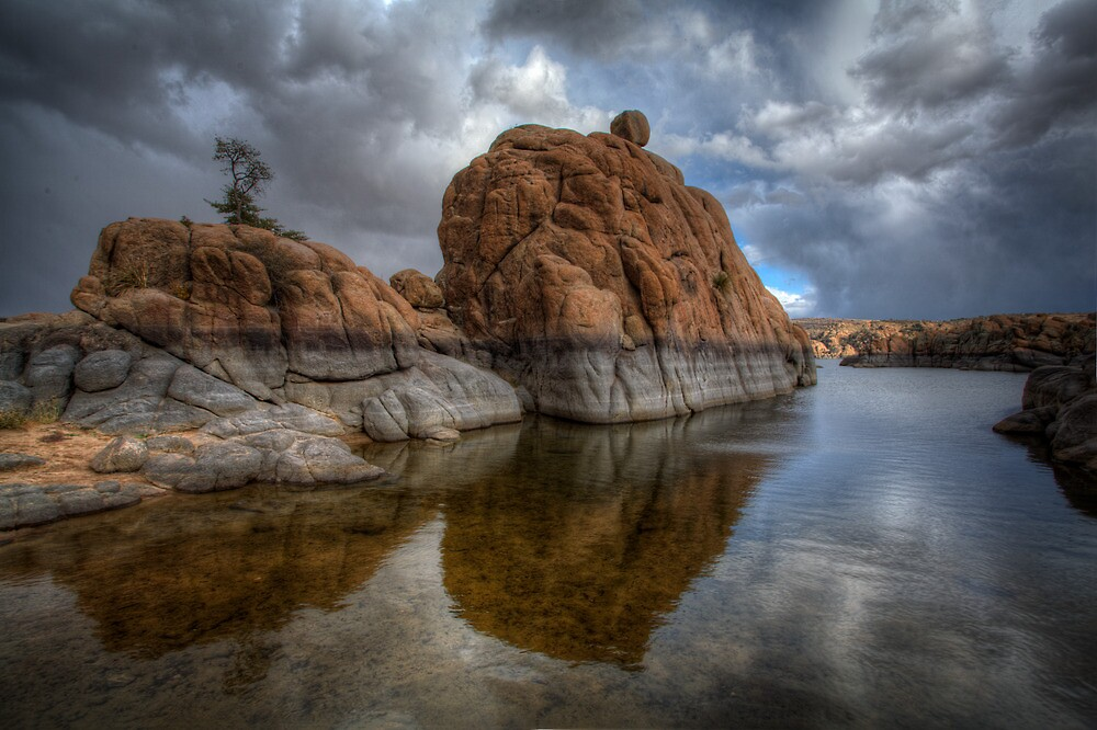 Storm Cutter by Bob Larson